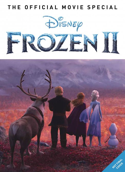 DISNEY MOVIE SPECIAL HC FROZEN 2 HC