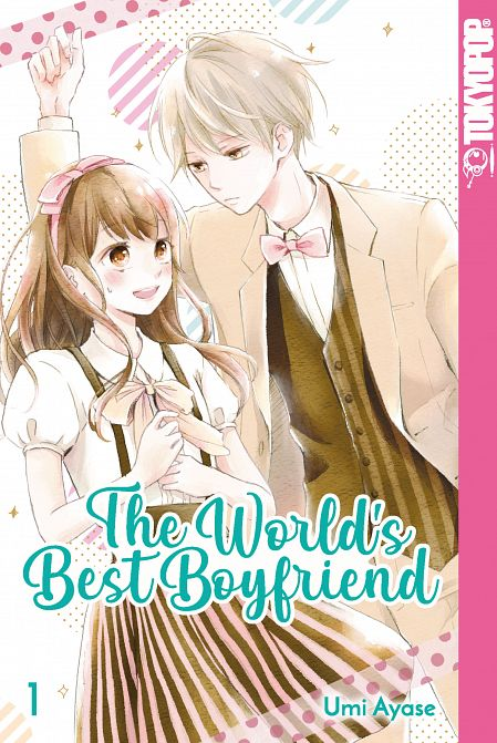 THE WORLD'S BEST BOYFRIEND #01