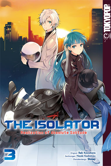 THE ISOLATOR - Realization of Absolute Solitude #03