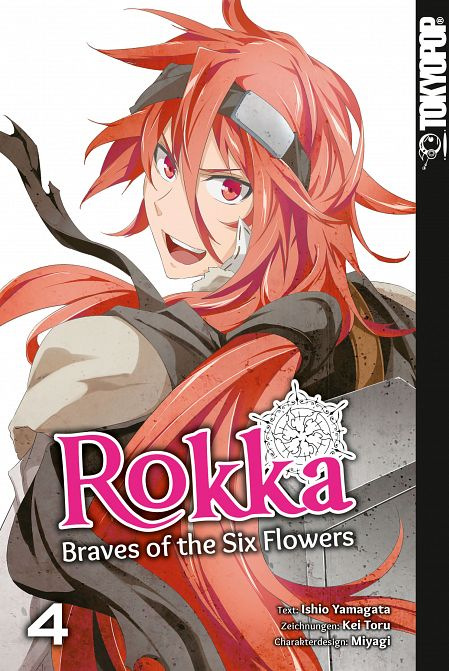 ROKKA – BRAVES OF THE SIX FLOWERS #04