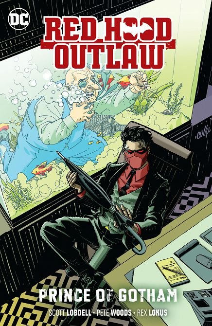RED HOOD OUTLAW TP VOL 02 PRINCE OF GOTHAM