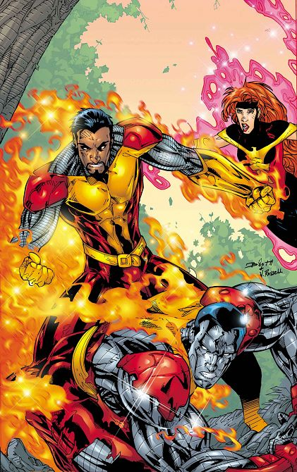 TRUE BELIEVERS X-MEN KARIMA SHAPANDAR OMEGA SENTINEL #1