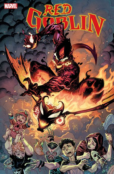 RED GOBLIN RED DEATH #1