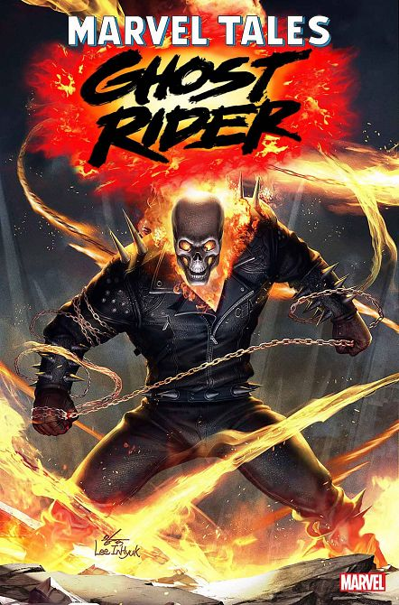 MARVEL TALES GHOST RIDER #1