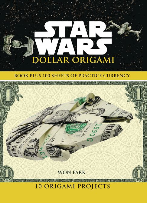 STAR WARS DOLLAR ORIGAMI SC