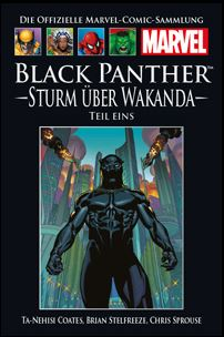 HACHETTE PANINI MARVEL COLLECTION 169: BLACK PANTHER : STURM ÜBER WAKANDA, TEIL 1 #169