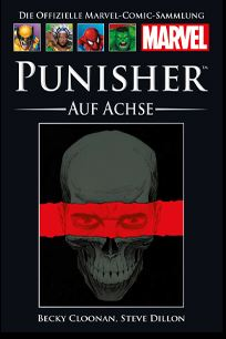 HACHETTE PANINI MARVEL COLLECTION 173: PUNISHER: AUF ACHSE #173