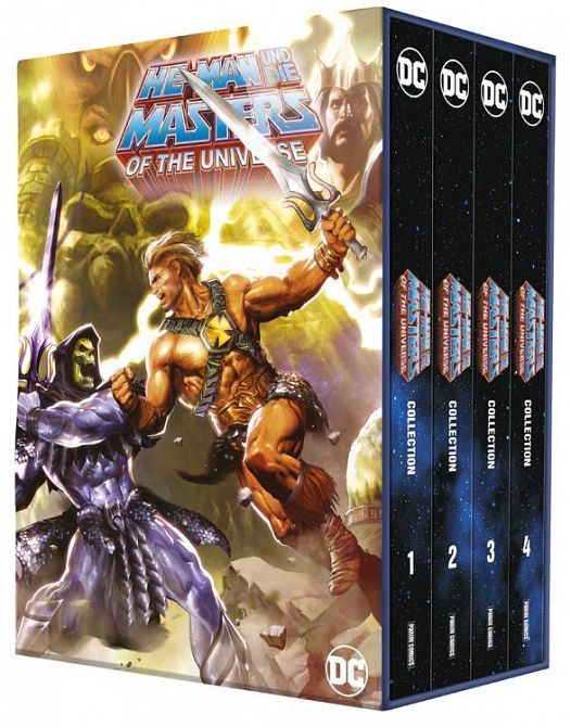 HE-MAN UND DIE MASTERS OF THE UNIVERSE: DELUXE COLLECTION