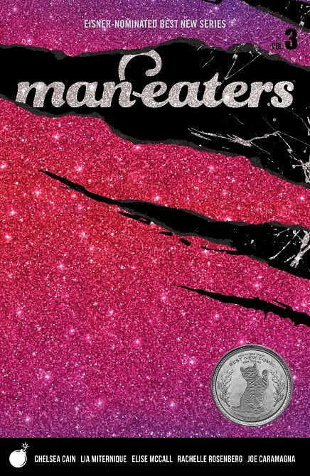 MAN-EATERS TP VOL 03