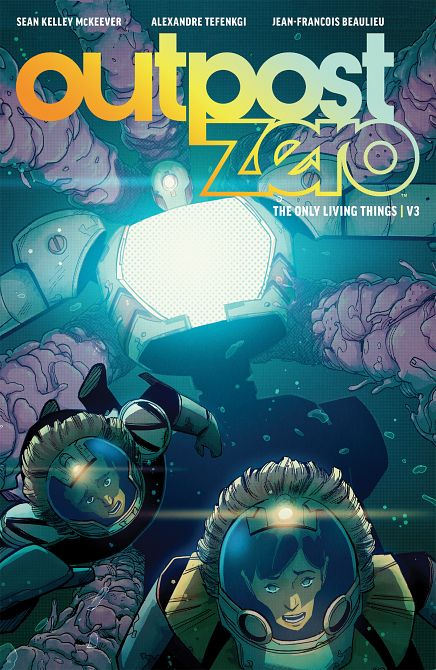 OUTPOST ZERO TP VOL 03
