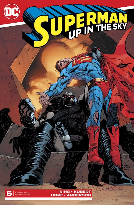 SUPERMAN UP IN THE SKY #5