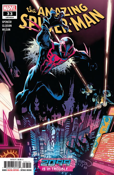 AMAZING SPIDER-MAN #33