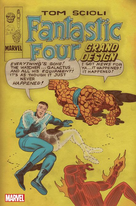 FANTASTIC FOUR GRAND DESIGN #2