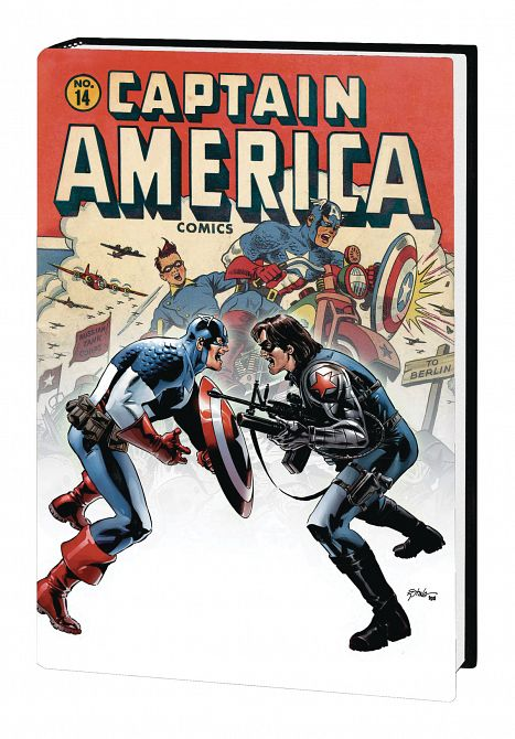 CAPTAIN AMERICA HC WINTER SOLDIER MARVEL SELECT