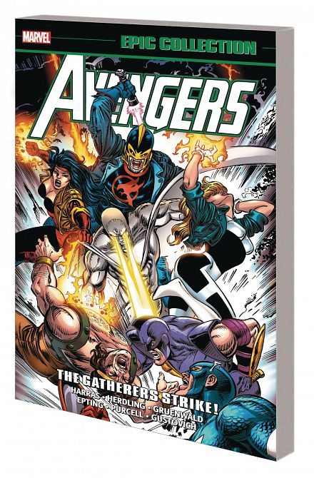 AVENGERS EPIC COLLECTION TP GATHERERS STRIKE