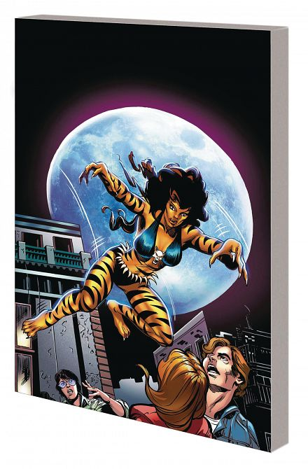 TIGRA COMPLETE COLLECTION TP