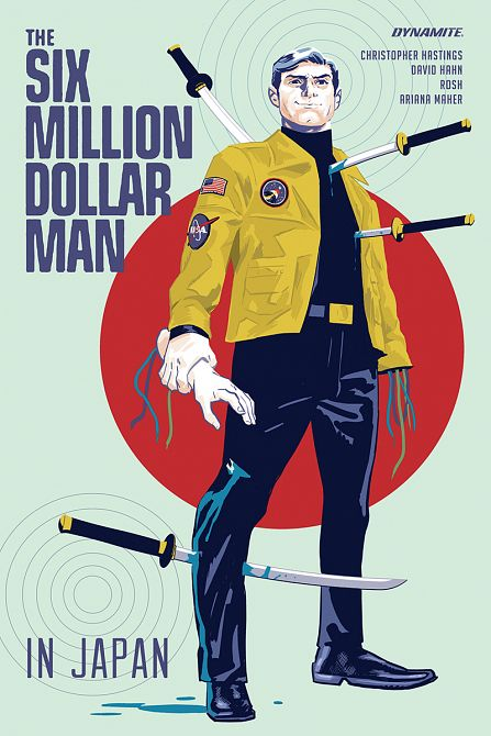 SIX MILLION DOLLAR MAN TP