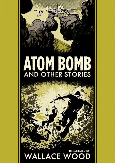 EC WALLY WOOD ATOM BOMB HC