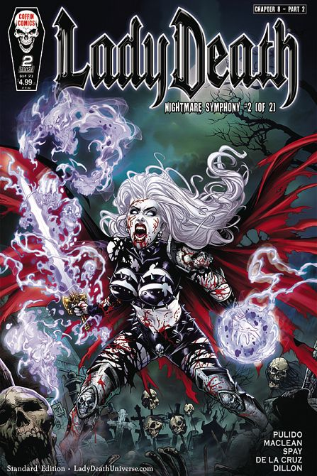 LADY DEATH NIGHTMARE SYMPHONY #2