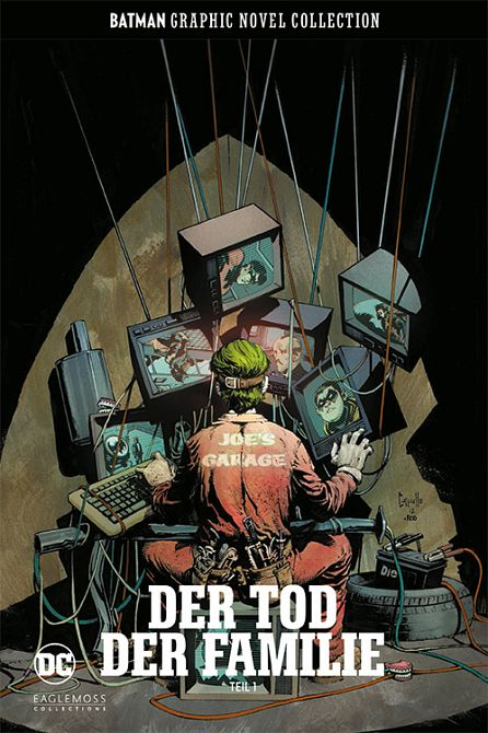 BATMAN GRAPHIC NOVEL COLLECTION 23: DER TOD DER FAMILIE, TEIL 1 #23