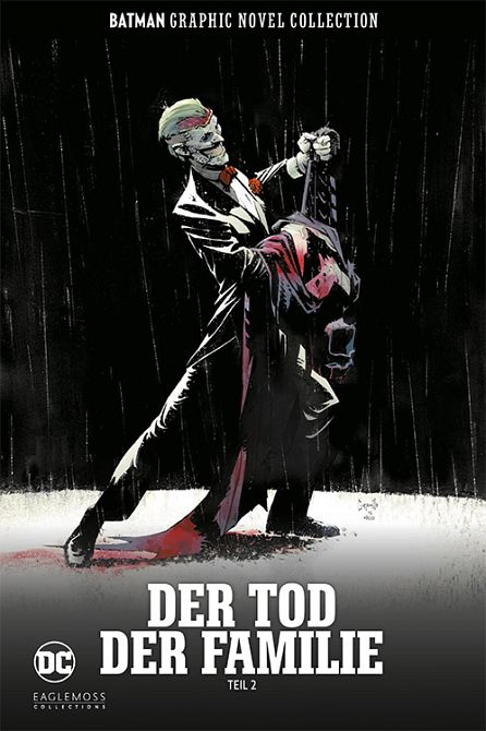 BATMAN GRAPHIC NOVEL COLLECTION 24: DER TOD DER FAMILIE, TEIL 2 #24