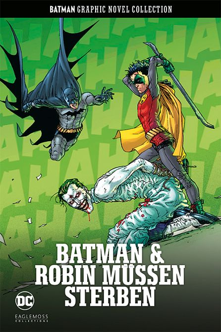 BATMAN GRAPHIC NOVEL COLLECTION 25: BATMAN UND ROBIN MÜSSEN STERBEN #25