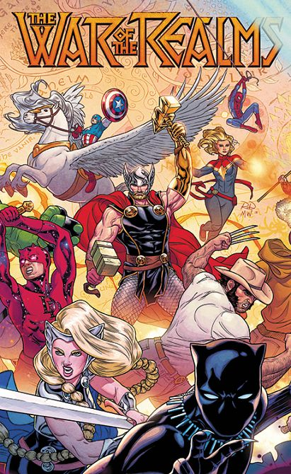 WAR OF THE REALMS #03
