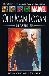 HACHETTE PANINI MARVEL COLLECTION 177: Old Man Logan: Berserker #177