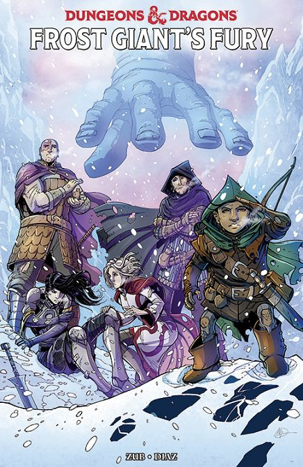 DUNGEONS & DRAGONS #03