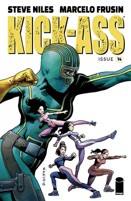 KICK-ASS: FRAUENPOWER #03