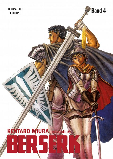 BERSERK: ULTIMATIVE EDITION #04