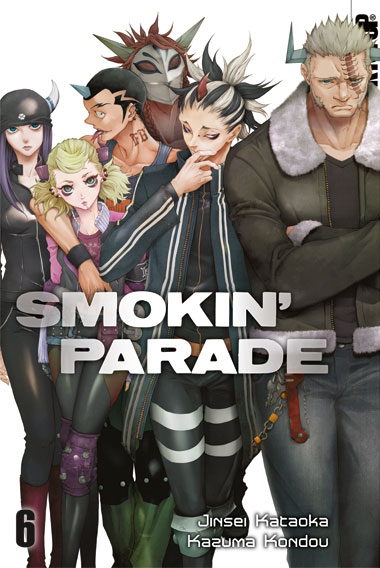 SMOKIN' PARADE #06