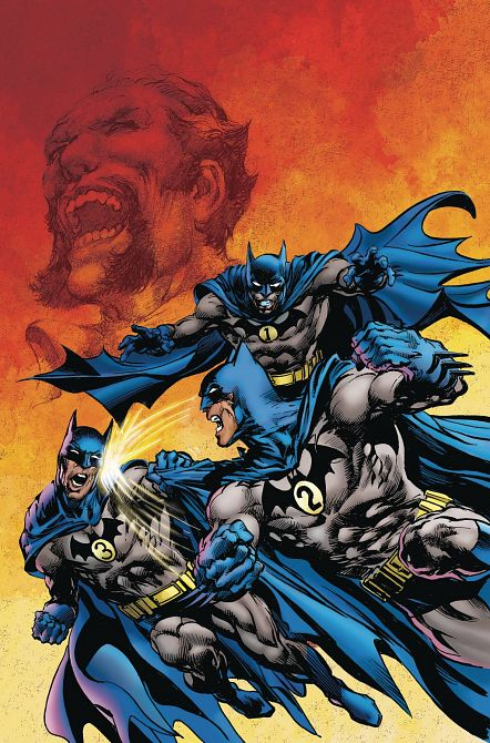 BATMAN VS RAS AL GHUL #5