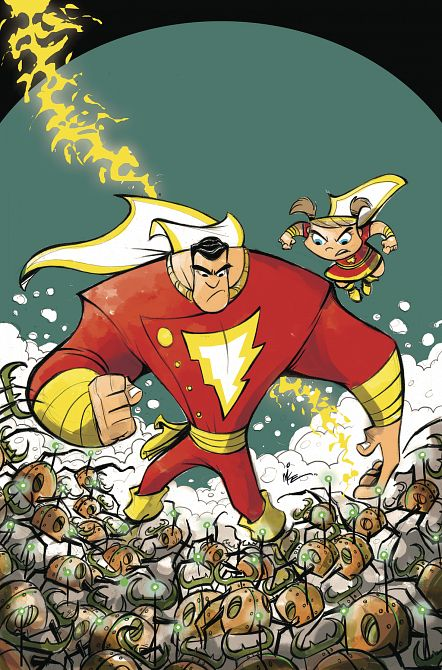 BILLY BATSON AND MAGIC OF SHAZAM TP BOOK 01
