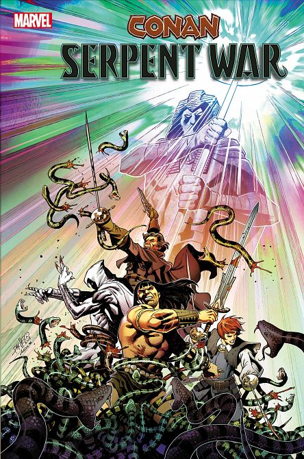 CONAN SERPENT WAR #4