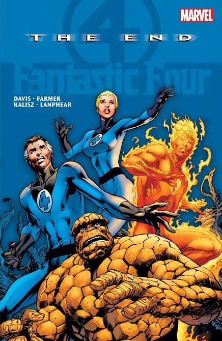 FANTASTIC FOUR TP THE END