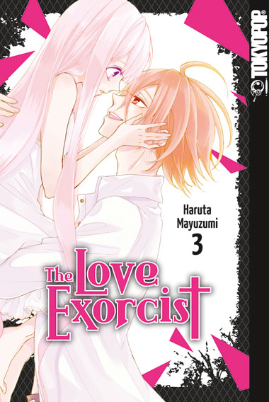 THE LOVE EXORCIST #03