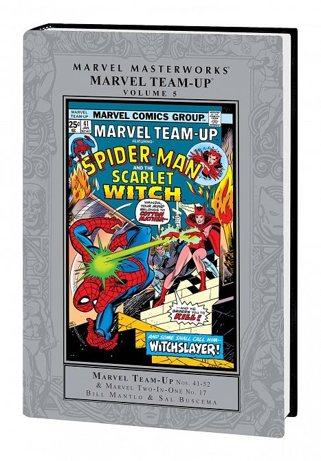 MARVEL MASTERWORKS MARVEL TEAM-UP HC VOL 05