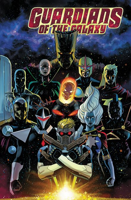 GUARDIANS OF THE GALAXY (ab 2020) SOFTCOVER #01