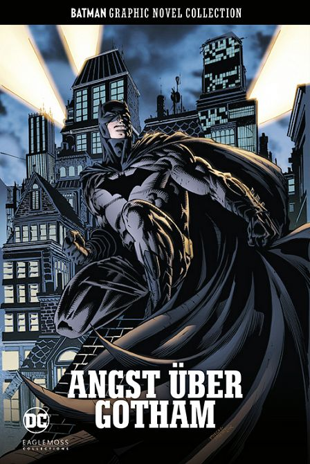 BATMAN GRAPHIC NOVEL COLLECTION 28: ANGST ÜBER GOTHAM #28