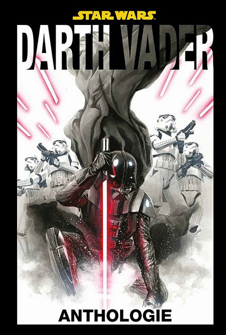 STAR WARS: DIE DARTH VADER-ANTHOLOGIE (HC)
