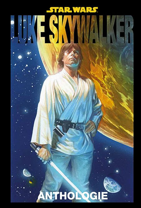 STAR WARS: DIE LUKE SKYWALKER ANTHOLOGIE (HC)