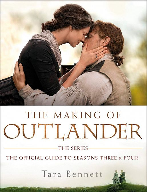 THE MAKING OF OUTLANDER - Hinter den Kulissen der TV-Serie Staffel 3 + 4