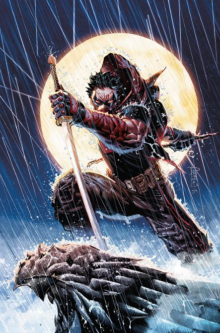 RED HOOD OUTLAW #44