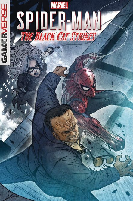 MARVELS SPIDER-MAN BLACK CAT STRIKES #3