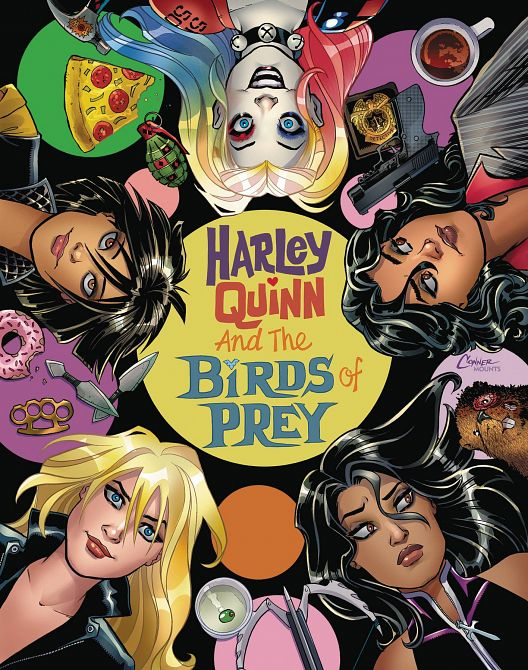 HARLEY QUINN & THE BIRDS OF PREY #2