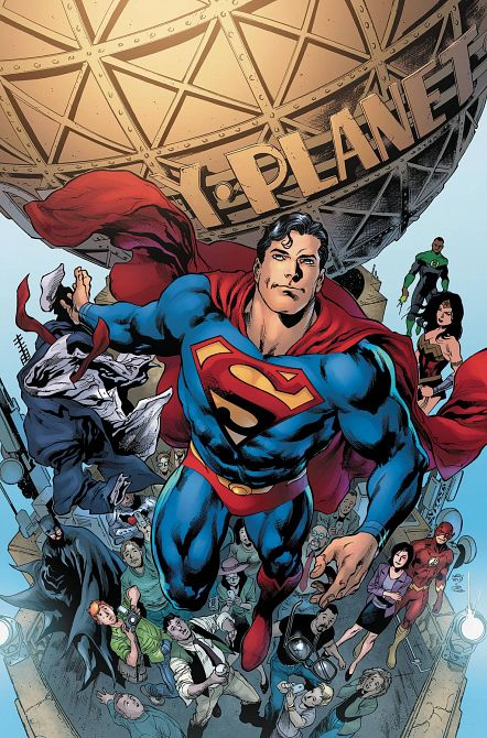 SUPERMAN HC VOL 03 THE TRUTH REVEALED