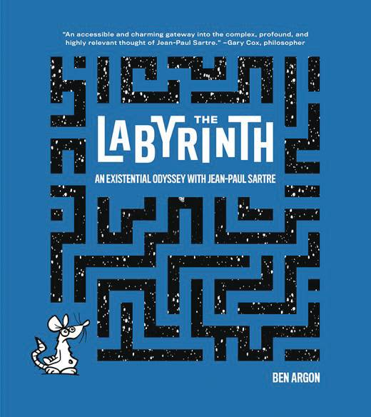 LABYRINTH EXISTENTIAL ODYSSEY WITH SARTRE GN