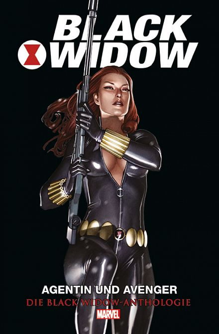 BLACK WIDOW ANTHOLOGIE (HC)