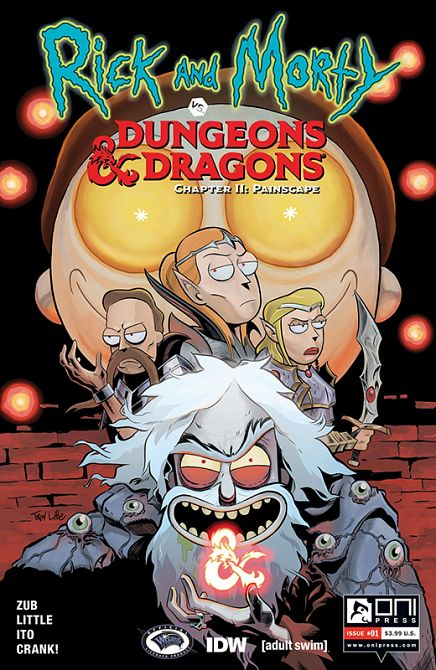 RICK AND MORTY VS. DUNGEONS & DRAGONS  II